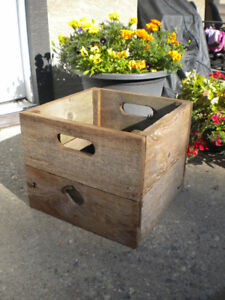 Barn Wood Creations-planters-boxes-wine rack-doors