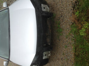WANTED FRONT BUMPER COVER AND PASSENGER SIDE HEADLIGHT
