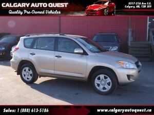 2009 Toyota RAV4 AWD / MUST SEE / EASY FINANCING AVAILABLE