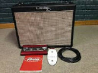 Line 6 Flextone Duo 100w guitar amplifier and speaker