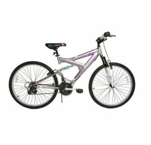 "Brand NEW! WOMEN'S BIKE 26"" DUAL SUSPENSION Bicycle"