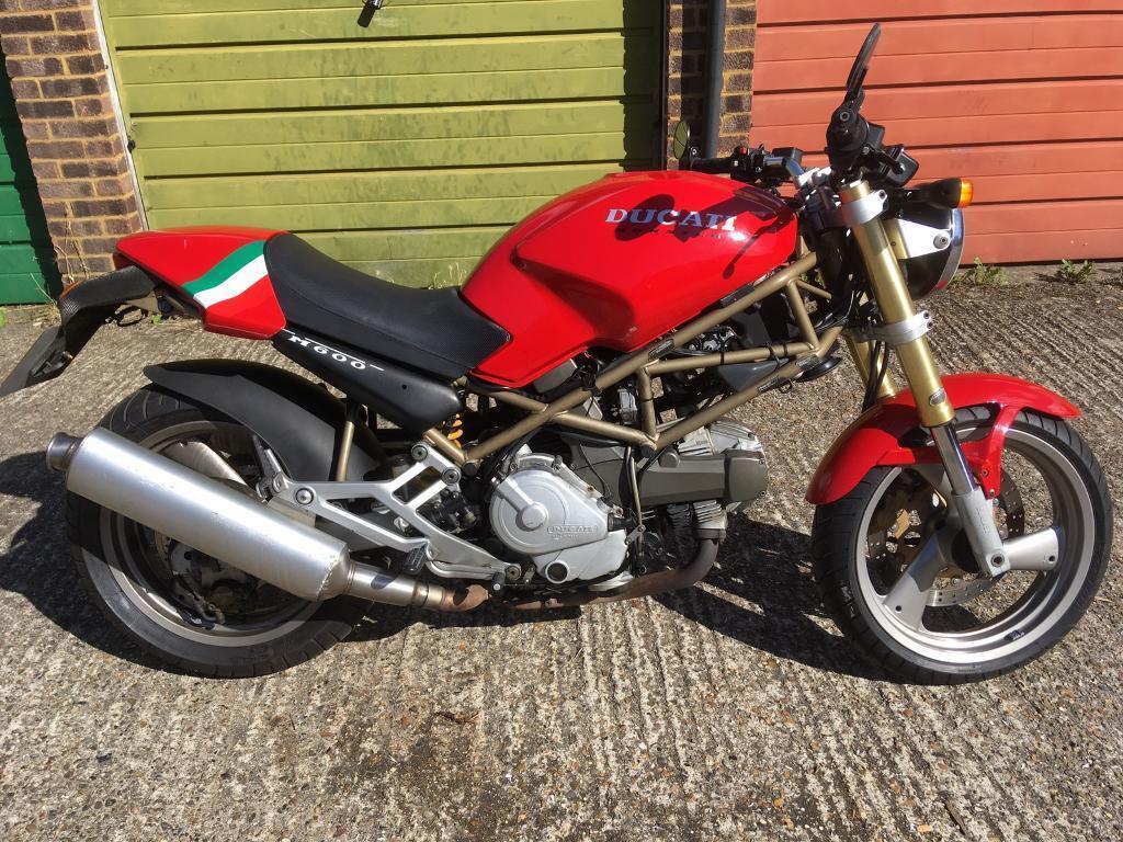 Ducati Monster 600 For Sale 1988
