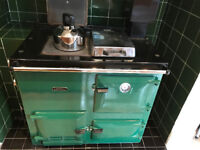 Rayburn Nouvelle gas 365G