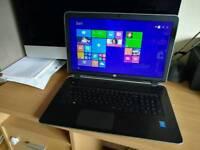 "HP 17"" slim laptop"