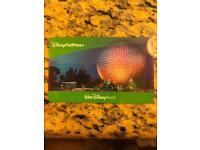 Walt Disney 8 day magic you way hopper ticket x 1