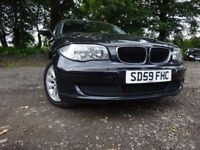 59 BMW 118 ES 2.O DIESEL,5 DOOR,MOT JULY 018,2 OWNERS FROM NEW,PART HISTORY,2 KEYS,STUNNING EXAMPLE