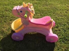 Ride a long pony
