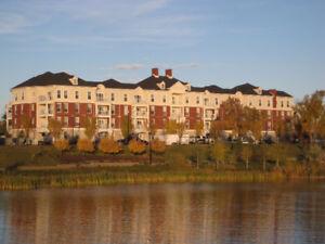 2 Bedroom Condo in Griesbach Neighbourhood (Edmonton, AB)