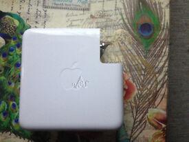 Genuine Apple 87W USB-C Power Adapter for 15inch MacBook Pro