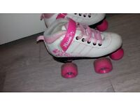 Roller boots size 12