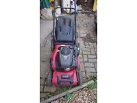 Mountfield HW531 PD 160cc mower. 6 cutting heights with side shute. Variable speed. £200 ono