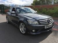 Mercedes C220 Cdi Sport FULLY LOADED