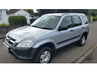 Honda crv. 4x4. 2004. service history. excellent all round condition.