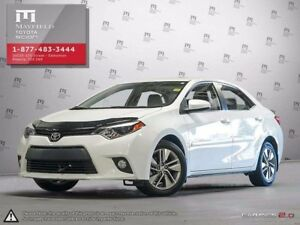2014 Toyota Corolla LE ECO Upgrade