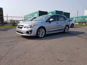 2014 Subaru Impreza LTD Navigation - Leather - Sunroof - Loaded