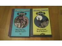 Lemony snicket all the wrong answers 1 & 2
