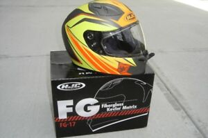Helmet, extra large HJC FG-17 New in BOX