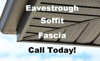 EAVES – SOFFIT – FASCIA – Priced Right