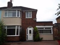 Attractive 3 bed semi-detached house in Warwick