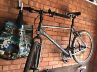 Carreras subway bike