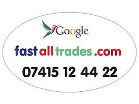 Plumber / Electrician 7 days free estimates no call out charge fixed price quotations