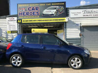 2008 SKODA FABIA 1.2 HTP 12 FABIA (2) MODEL + 12 MONTH ( AA ) WARRANTY INCLUDED