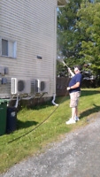 Bill's Window  Cleaning  & Pressure  Washing. 902-471-8008.