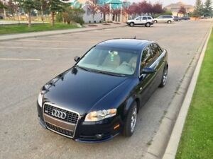 2008 Audi A4 S-Line 2.0T Low KM's and Lowered Price