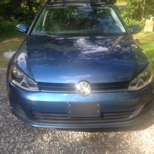 2015 Volkswagen Golf Hatchback
