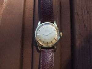 Omega 1958 Seamaster Grand Luxe watch