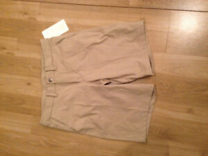 Brand New with Tags Lululemon size 4 shorts