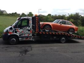 VEHICLE TRANSPORT & RECOVERY SERVICE LOCAL & NATIONAL BREAKDOWN COLLECTION