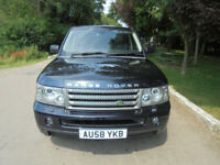 2008 Land Rover Range Rover Sport 2.7 TD V6 HSE