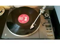 """PHILIPS 877 ☆ quartz lock ☆ Turntable Stereo Record Player Semi Automatic + ORTOFON """"FF15E mk2"""""""