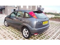 FOCUS 1.8 TDCI EDGE 115 BHP CAR IS IN MINT CONDITION FULL SERVICE HISTORY NEW MOT 12 MONTHS