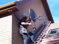 Aerial & Satellite installation, SKY, Freesat, Freeview - local, reliable and trustworthy