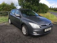 2007 Hyundai i30 1.4 Style Metallic Paint, Half Leather, 12 Months Mot