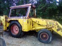 Jcb 3c mk2