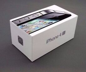 *Immaculate* iPhone 4S MINT BOXED 16GB Black UNLOCKED Like NEW