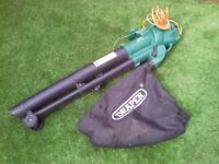 Draper 3000w garden vacuum / blower / mulcher. Get ready for Autumn.