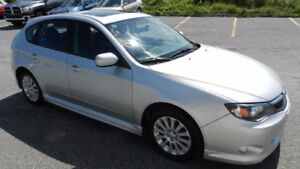 SAVE ON THIS GORGEOUS 2011 SUBARU IMPREZA LIMITED PACKAGE!