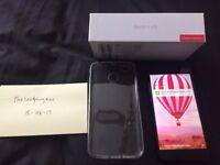 Unlocked official Xiaomi Redmi 4X global version, black, like new/mint condition