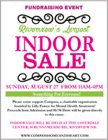 Giant Indoor Sale!
