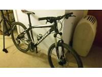 Mountain bike. Cannondale