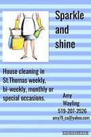 House Cleaner in St. Thomas