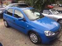 Vauxhall Corsa 1.2 Comfort Petrol