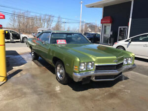 Final Sale for 2 Week, Final Price 72 Chev Impala Great Shape