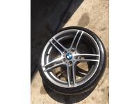 BMW e90 e92 313 front alloy