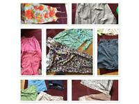 Ladies bundle size 12 ish mainly Boden and white stuff