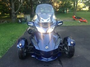 2010 Can Am Spyder RT
